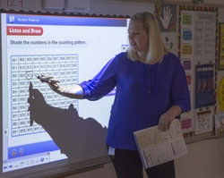 Hands-on Learning at Des Moines Public Schools:  Epson BrightLink Finger-touch Interactive Projector in all K-5 Classrooms
