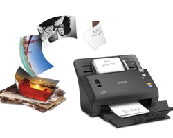 Epson Debuts World's Fastest Photo Scanner to Scan, Restore, Organize, and Share Printed Photos