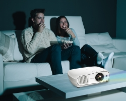 Sit Back and Relax, Winter Dream Staycation Awaits with Epson Home Cinema