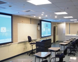 The Active Learning Classroom: An Affordable Approach