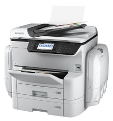 WorkForce Pro WF-C869R A3