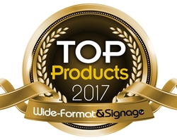 Epson Solvent Technology Recognized with Two  Wide-Format & Signage 2017 Readers' Choice Awards