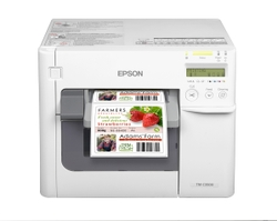 Epson Introduces New on Demand Color Labeling Technology at PACK EXPO Las Vegas 2013