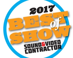 Epson BrightLink Pro Interactive Display Wins NewBay's NAB Best of Show Award