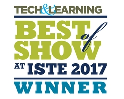 Epson BrightLink Interactive Laser Display Wins ISTE 2017 Best of Show Award