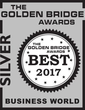 Golden Bridge Awards 2017 - Silver
