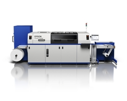 Epson Introduces New SurePress L-4533AW Digital Label Press