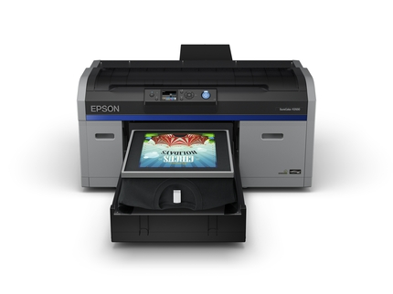 Epson Announces Next-Generation SureColor F2100 Printer for High-Performance Direct-to-Garment Printing
