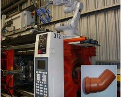 Robotic Industrial Pipe Material Handling