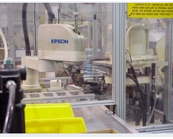 Robotic Inspection/Packaging Application