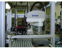 Robotic Machine Tending Application