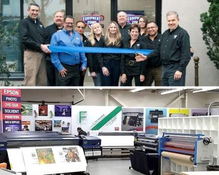 Epson Certified Solution Center Now Open at Equipment Zone in New Jersey