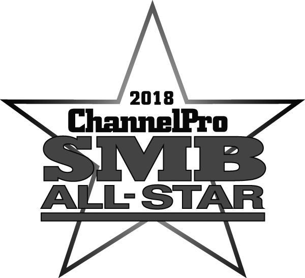 ChannelPro 2018 SMB All-Star Logo