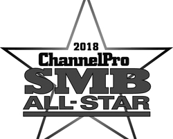 Epson America, Inc. Named 2018 ChannelPro SMB All-Star