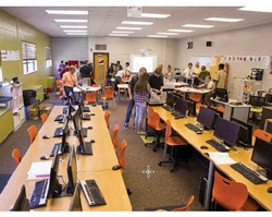 Redesigning for STEM: Des Moines Public Schools and Epson BrightLink interactive displays