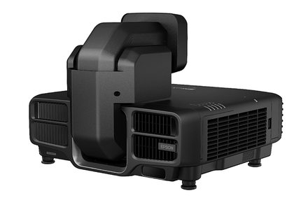 ELPLX02 Ultra Short-Throw Lens on Pro L-Series Laser Projector