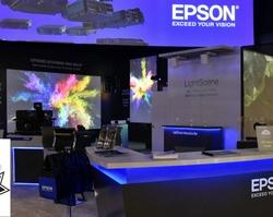 Epson Booth Wins NAB 2018 ACE Award