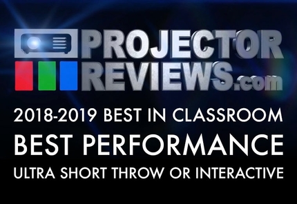 2018-2019-Best-in-Classroom-Education-Projectors-Report-UST-Performance