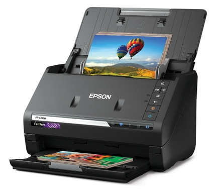 FastFoto FF-680W Scanner
