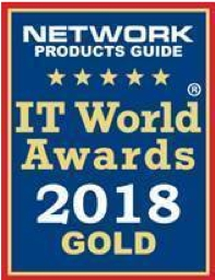 IT World Awards 2018_Gold