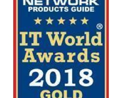 Epson Receives Two Gold Recognitions in the 13th Annual 2018 IT World Awards