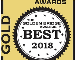 Epson LightScene Wins Gold in the Tenth Annual 2018 Golden Bridge Awards