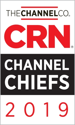 Tom Versfelt, Vice President, Channel and Commercial Sales, of Epson America Recognized as 2019 CRN Channel Chief