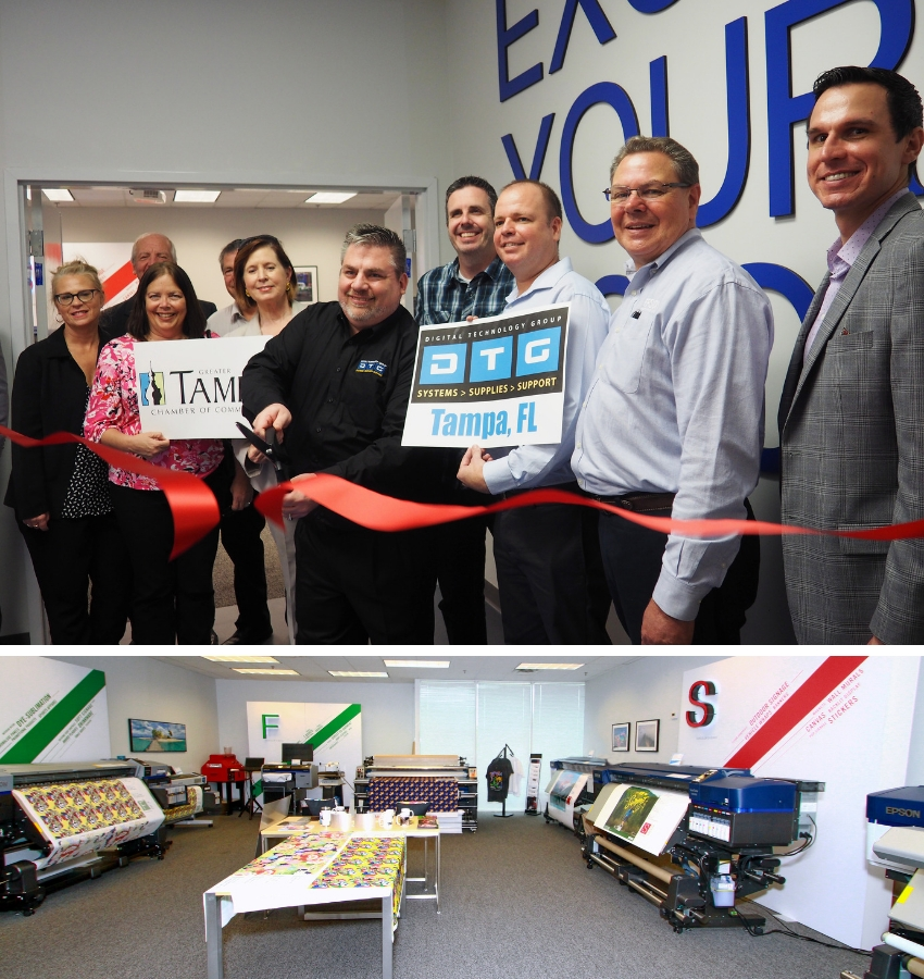 Digital Technology Group - Epson Certified Solution Center