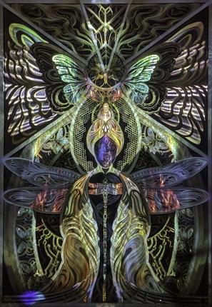 Metamorphosis - Light Harvest at Lightning in a Bottle