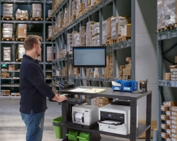 Innovative Mobile Workstations Equipped with Epson Printers