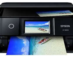 "Versatile Epson Small-in-One Photo Printer Transforms  ""Most-Liked"" Digital Photos Into True-to-Life Prints"