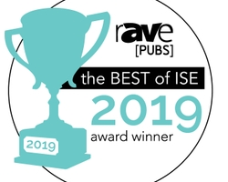 Epson Wins Six rAVe Best of ISE 2019 Awards