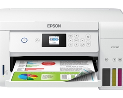 Epson Revamps EcoTank Portfolio with Six Cartridge-Free All-in-One Printers Featuring Ultra-Low Running Costs and New White Design