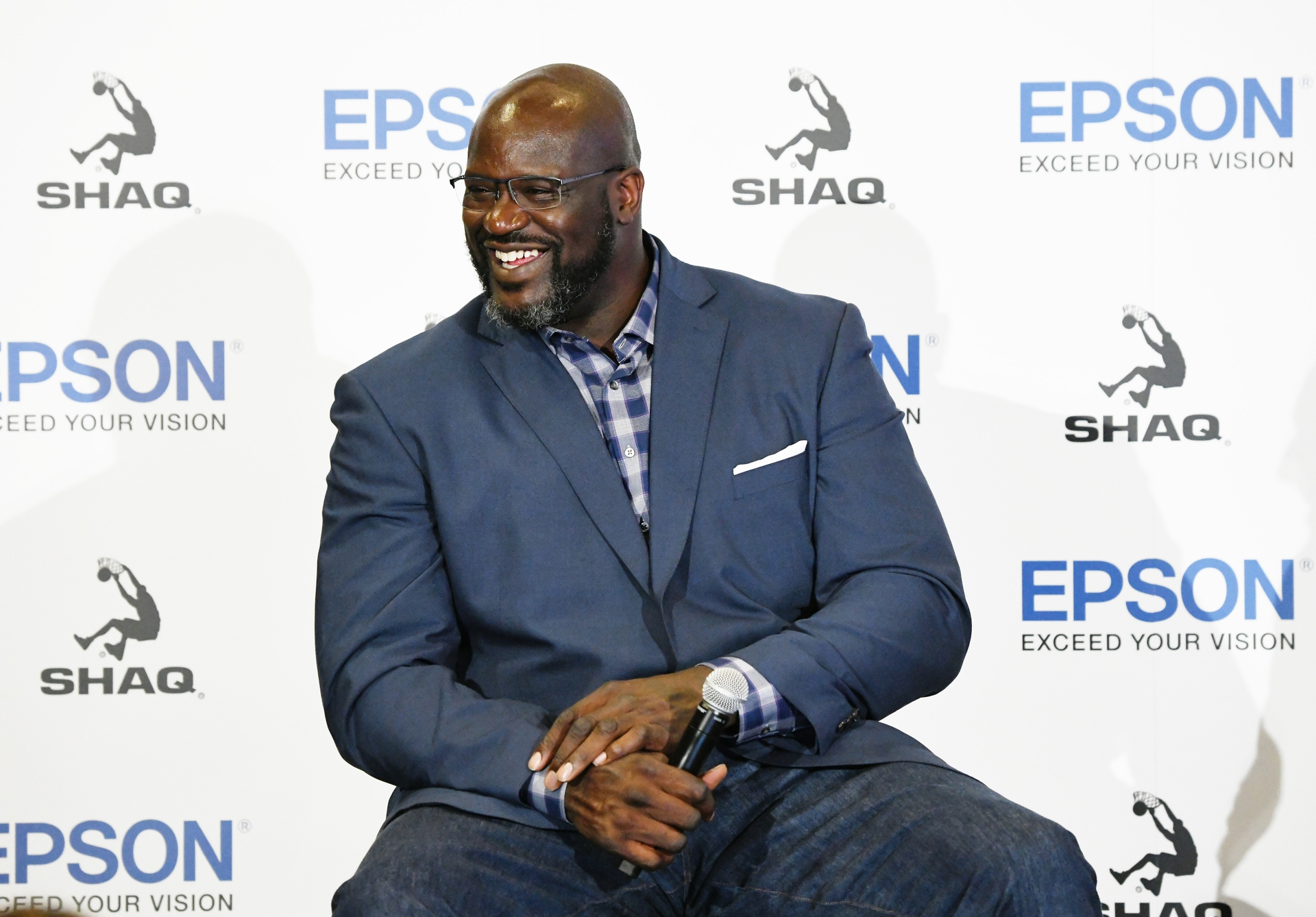 Epson July 9 Media Event_Shaquille ONeal_Image 2