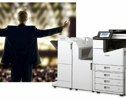 Epson Inkjet Printing Drives Church Productivity
