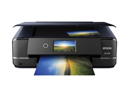 "Epson Introduces Wireless Expression Photo XP-970 Small-in-One Wide-Format Printer for Professional-Quality Borderless Photos up to 11"" x 17"""