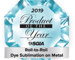 Epson SureColor F6370 Dye-Sublimation Printer Wins  2019 SGIA Product of the Year Award