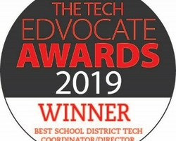 Epson Customer Victor Valdez Chosen as Best School District Technology Coordinator/Director by Tech Edvocate Awards