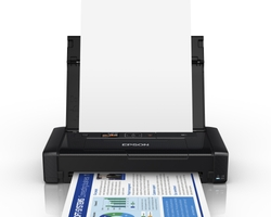 Epson Introduces Lightest and Smallest Color Mobile Printer