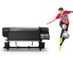 Epson Introduces its First Dye-Sublimation Textile Printing Solution with Fluorescent Ink