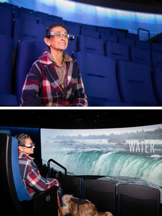 Epson Moverio AR Smart Glasses Enhance Visitor Experiences at the  Aquarium of the Pacific for Visitors who are Deaf and Hard of Hearing