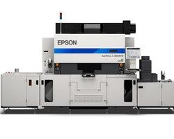 Epson's Newest UV Digital Label Press for High-Speed,  High-Quality Label and Packaging Printing is Now Available