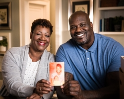 "Epson Launches ""Preserve What's Priceless"" Ad Campaign Featuring  Adorable Mother and Son Duo, Lucille and Shaquille O'Neal"