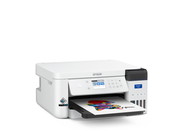 Epson Debuts First 8.5-Inch Desktop Dye-Sublimation Printer for Home or Small Businesses to Create and Sell Products Easily and Affordably