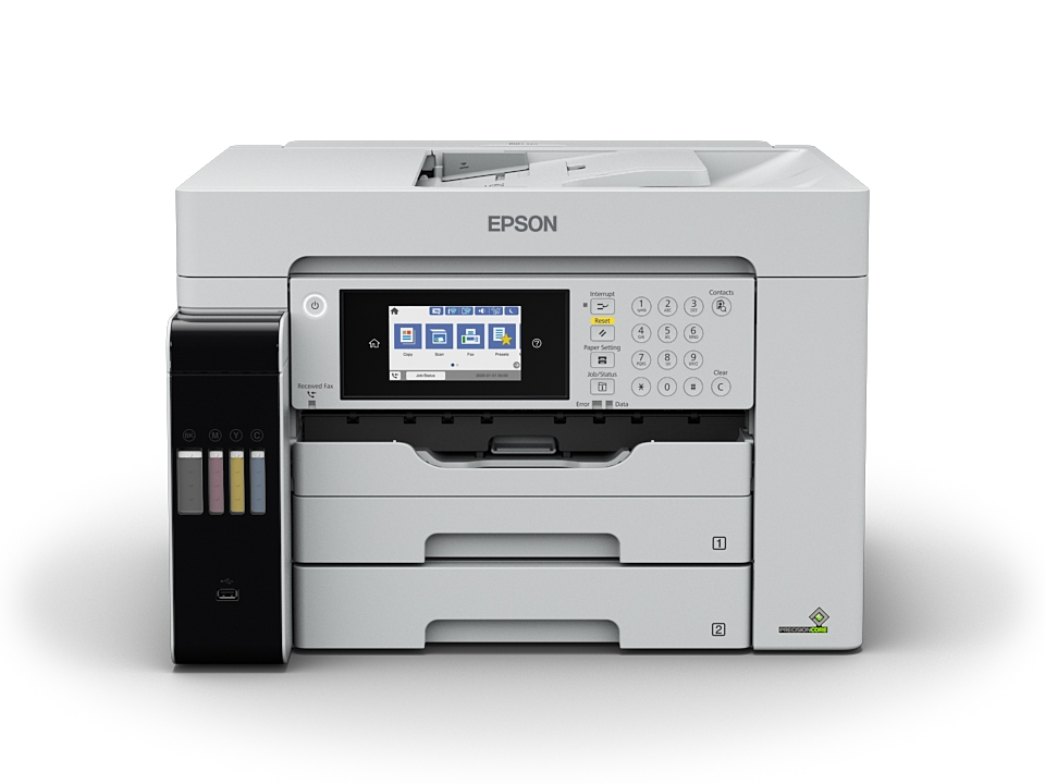 Epson WorkForce ST-C8000 A3 Color MFP Supertank