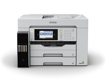 Epson Introduces its First A3 Color Multifunction Supertank Cartridge-Free Printer