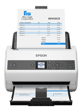 Epson Provides Reliable Document Scanning Solutions  for Businesses in Today's Non-Traditional Work Environments