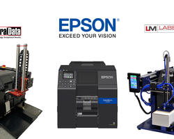 New Label Applicators Now Available for the  Epson ColorWorks CW-C6000P On-Demand Color Label Printer
