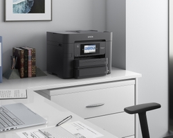 New Epson WorkForce Pro Line Fuels Business, Work from Home and Learn from Home Environments with Performance, Productivity and Efficiency