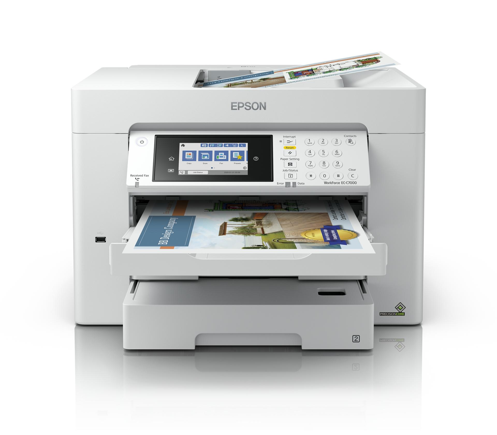 Epson WorkForce EC-C7000